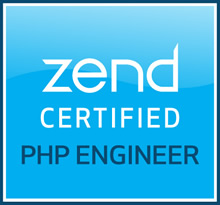 Zend certified PHP Engineer